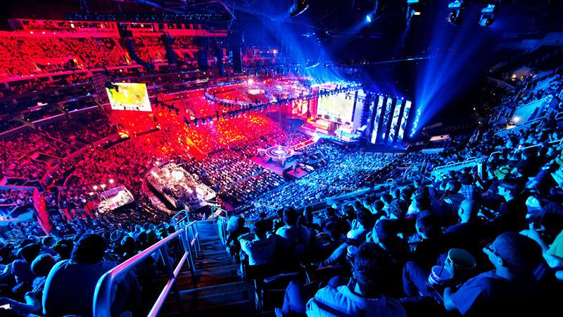esports event